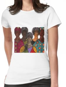 Five Alive T-Shirt Womens Fitted T-Shirt