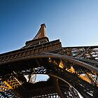Under The Eiffel Tower by Mark Knighton