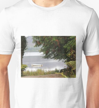 Donegal Peace  Lough Eske- Donegal Ireland Unisex T-Shirt