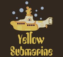 My Yellow Submarine - Every One Of Us Has All We Need by DarkVotum