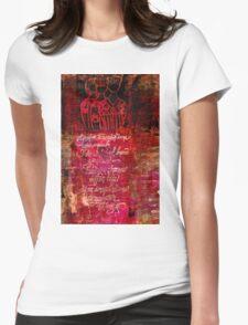 Friends T-Shirt Womens Fitted T-Shirt