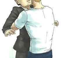 Post-Reichenbach Hug by hippano