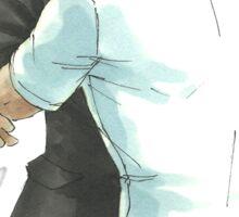 Post-Reichenbach Hug Sticker