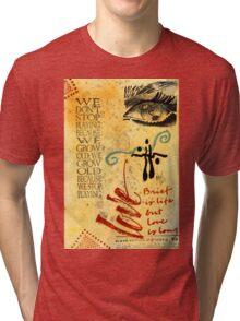 Growing Up Gracefully T-Shirt Tri-blend T-Shirt