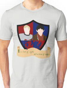 The Shield of Merlin & Arthur  Unisex T-Shirt