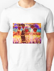 Jamaican Sisters T-Shirt Unisex T-Shirt
