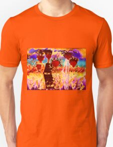 Jamaican Sisters T-Shirt Unisex T-Shirt