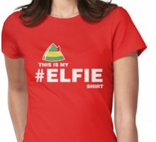 Elfie Shirt Womens Fitted T-Shirt