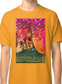 Let's Play Music T-Shirt Classic T-Shirt