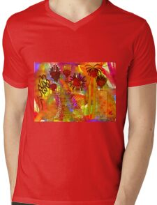 My Sisters and Me T-Shirt Mens V-Neck T-Shirt