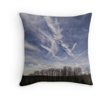 Another skyscape Throw Pillow