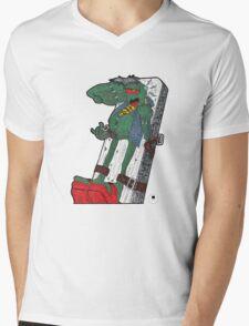 Cheech Wizard Mens V-Neck T-Shirt