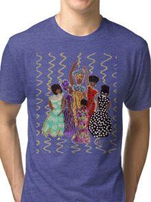 Party T-Shirt Tri-blend T-Shirt