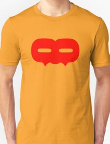 Crazy 88 Large Mask (red) T-Shirt