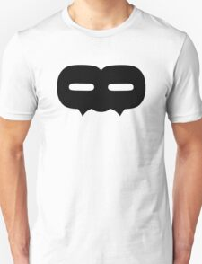Crazy 88 Large Mask (black) T-Shirt