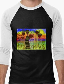 Rainbow Sisters T-Shirt Men's Baseball ¾ T-Shirt