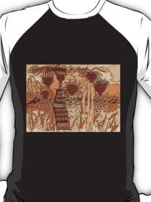 Sepia Sisters T-Shirt T-Shirt