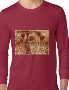 Sepia Sisters T-Shirt Long Sleeve T-Shirt