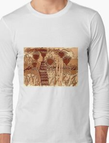 Sepia Sisters T-Shirt Long Sleeve T-Shirt