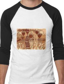 Sepia Sisters T-Shirt Men's Baseball ¾ T-Shirt