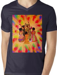 Sisterhood T-Shirt Mens V-Neck T-Shirt