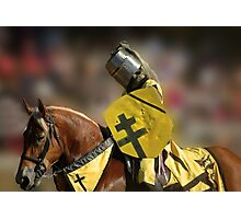 The Jouster Photographic Print