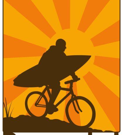 Dawn Patrol Sticker