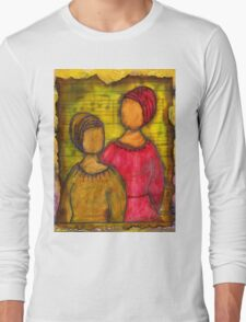 Soul Sistahs T-Shirt Long Sleeve T-Shirt