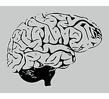 The Brain Photographic Print