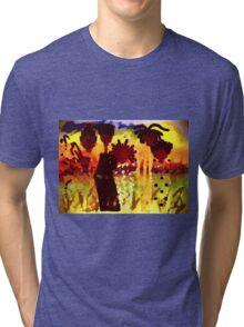 Southern Sisters T-Shirt Tri-blend T-Shirt