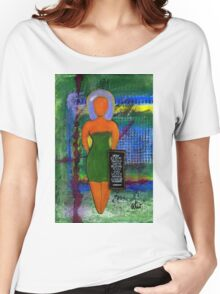 STANDING 4 Something T-Shirt Women's Relaxed Fit T-Shirt