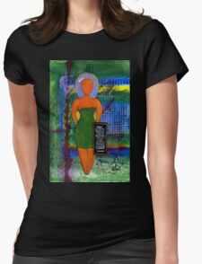 STANDING 4 Something T-Shirt Womens Fitted T-Shirt
