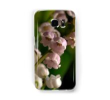 Lily of the Valley - Rosea & White Samsung Galaxy Case/Skin