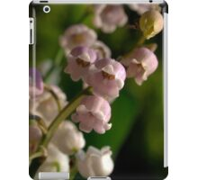 Lily of the Valley - Rosea & White iPad Case/Skin