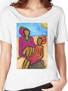 Sun Sistahs T-Shirt Women's Relaxed Fit T-Shirt