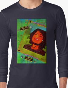 The Glow of Self-DISCOVERY T-Shirt Long Sleeve T-Shirt