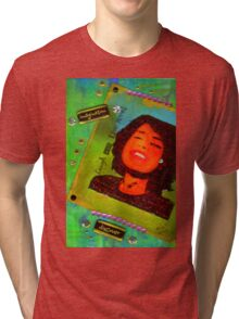 The Glow of Self-DISCOVERY T-Shirt Tri-blend T-Shirt