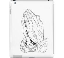 In Prayer iPad Case/Skin