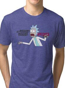 Get Riggidy Riggidy Wrecked Son! Tri-blend T-Shirt