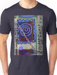 The Spiral Pane T-Shirt Unisex T-Shirt