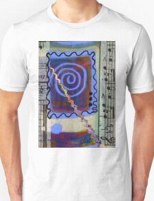 The Spiral Pane T-Shirt Unisex T-Shirt