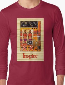 We Inspire One Another T-Shirt Long Sleeve T-Shirt