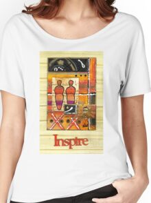 We Inspire One Another T-Shirt Women's Relaxed Fit T-Shirt