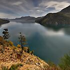 Nahuel Huapi Lake, Argentina by Peter Hammer