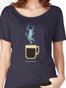 """Espresso Patronum!"" Women's Relaxed Fit T-Shirt"