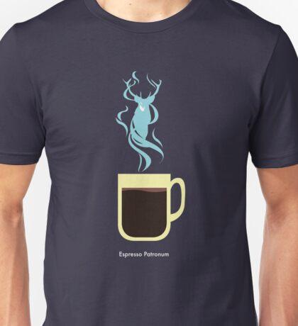 """""""Espresso Patronum!"""" Unisex T-Shirt"""
