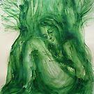 """""""Inside of tree"""" by Tatjana Larina"""