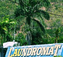 Doing Laundry - Townsville, Queensland by BreeDanielle