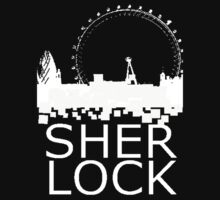 Sherlock Skyline by Margaret Wickless