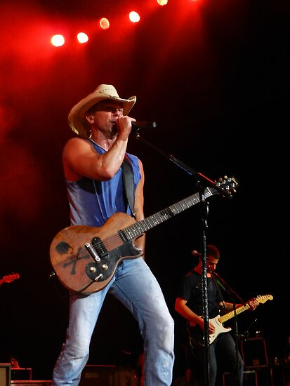 Kenny Chesney Aug 4th, 2011 by Angela Lance